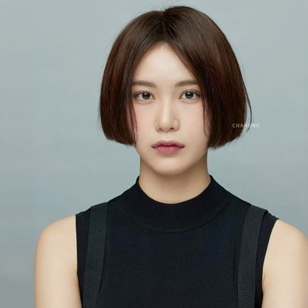 Stylist Hàn hé lộ 6 kiểu tóc ngắn cực sang mặt để các nàng tân trang nhan sắc trong 2 tháng cuối năm 2020 - Ảnh 11.
