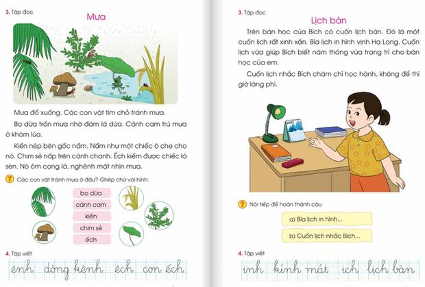 Công bố tài liệu chỉnh sửa các từ ngữ, bài tập đọc có nội dung không phù hợp trong sách giáo khoa Tiếng Việt 1 bộ Cánh Diều - Ảnh 3.