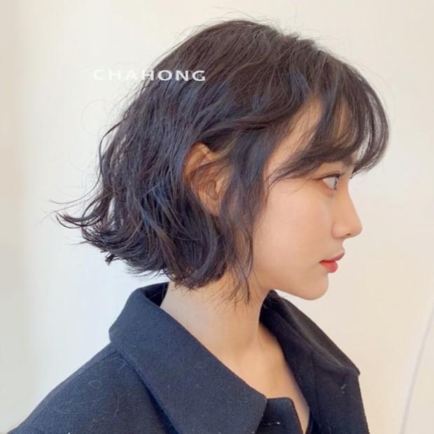 Stylist Hàn hé lộ 6 kiểu tóc ngắn cực sang mặt để các nàng tân trang nhan sắc trong 2 tháng cuối năm 2020 - Ảnh 8.