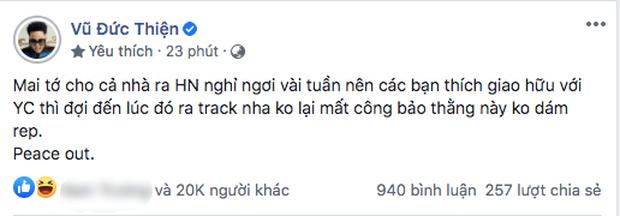Torai9 tung tranh vẽ tay phản cảm để diss Rhymastic, giám khảo Rap Việt có động thái đáp trả ngay và luôn - Ảnh 5.