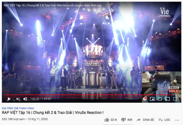 ViruSs khẳng định Dế Choắt giành Quán quân là xứng đáng vì rap dễ tiếp cận và chăm kêu gọi bình chọn hơn GDucky - Ảnh 3.