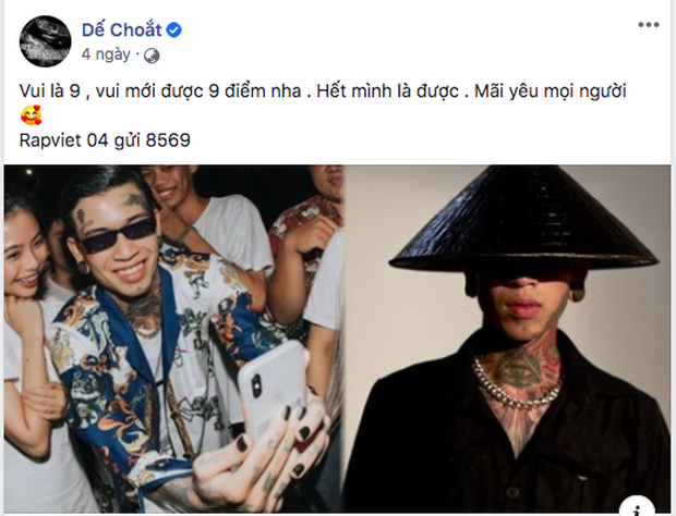 ViruSs khẳng định Dế Choắt giành Quán quân là xứng đáng vì rap dễ tiếp cận và chăm kêu gọi bình chọn hơn GDucky - Ảnh 7.