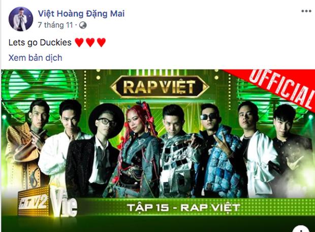 ViruSs khẳng định Dế Choắt giành Quán quân là xứng đáng vì rap dễ tiếp cận và chăm kêu gọi bình chọn hơn GDucky - Ảnh 11.