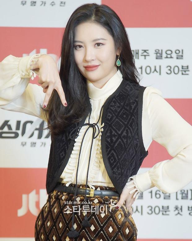 Sự kiện hot nhất xứ Hàn hôm nay: Sunmi xinh đẹp bất ngờ nhờ tăng cân, Mino (WINNER) tóc vàng chói lọi lấn át cả tài tử Lee Seung Gi - Ảnh 2.