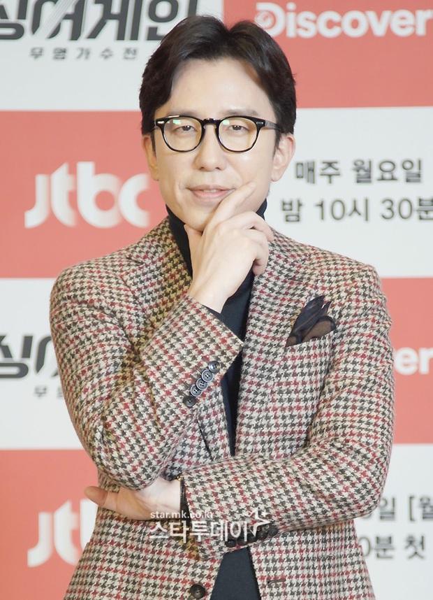 Sự kiện hot nhất xứ Hàn hôm nay: Sunmi xinh đẹp bất ngờ nhờ tăng cân, Mino (WINNER) tóc vàng chói lọi lấn át cả tài tử Lee Seung Gi - Ảnh 13.