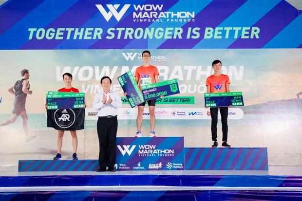 360 độ cùng WOW Marathon Vinpearl Phú Quốc 2020: Trải nghiệm cực cool với đường chạy tuyệt đẹp, kỳ nghỉ dưỡng thể thao trong mơ của mọi nhà đây rồi! - Ảnh 12.