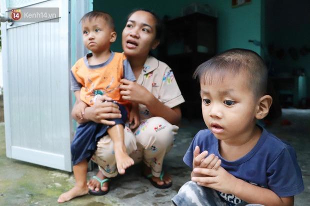 2 đứa trẻ đói ăn ở nhà chờ mẹ vào viện chăm cha bị tai nạn mà không đủ tiền chữa trị: Mẹ ơi, cha con đâu rồi - Ảnh 12.