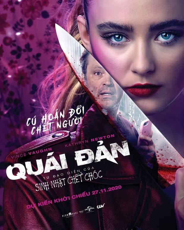 """Ra rạp ngày nhà giáo 20/11 mà toàn phim kinh dị: Hoàng Thùy Linh hay mỹ nữ sát nhân đều """"căng cực"""", tha hồ quẹo lựa! - Ảnh 13."""