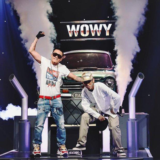 Trước khi thành thầy trò tại Rap Việt, Dế Choắt từng là fan cứng lập cả fanpage ủng hộ Wowy từ năm 13 tuổi - Ảnh 4.