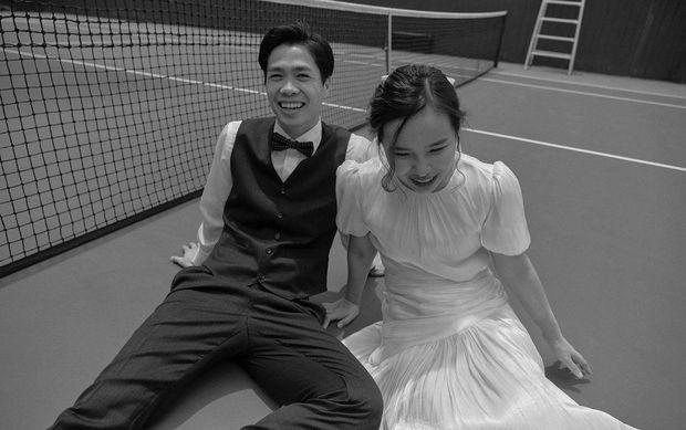 Hot: Ngắm trọn bộ ảnh cưới lung linh chưa từng công bố của Công Phượng và Viên Minh - Ảnh 2.
