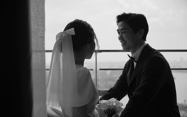 Hot: Ngắm trọn bộ ảnh cưới lung linh chưa từng công bố của Công Phượng và Viên Minh - Ảnh 4.