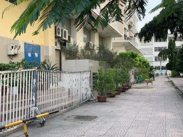 TP.HCM: Người phụ nữ 78 tuổi nghi rơi từ tầng 10 chung cư xuống đất tử vong, thi thể không nguyên vẹn - Ảnh 3.