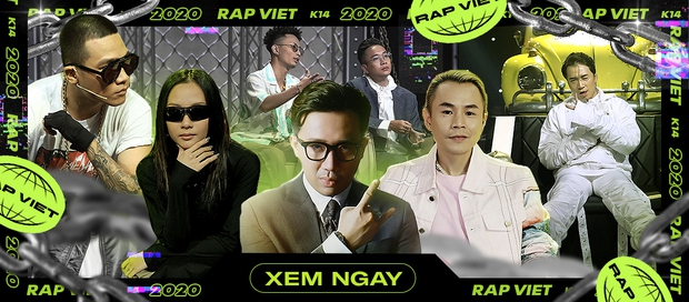 Quiz: Đố bạn nhớ hết những chi tiết dù là nhỏ nhặt nhất ở Rap Việt mùa đầu tiên! - Ảnh 2.