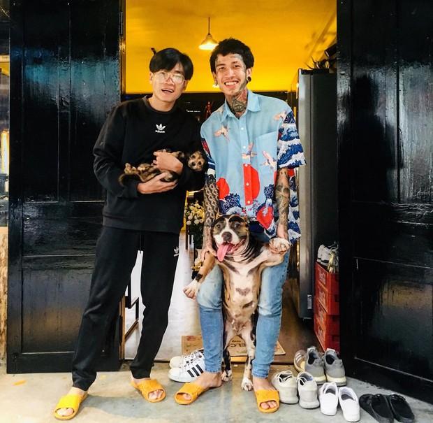 Trước khi thành thầy trò tại Rap Việt, Dế Choắt từng là fan cứng lập cả fanpage ủng hộ Wowy từ năm 13 tuổi - Ảnh 3.