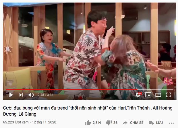 Liz Kim Cương giật tóc, đánh tình cũ Trịnh Thăng Bình liên hồi khi hội ngộ trong tiệc sinh nhật: Chuyện gì đây? - Ảnh 6.