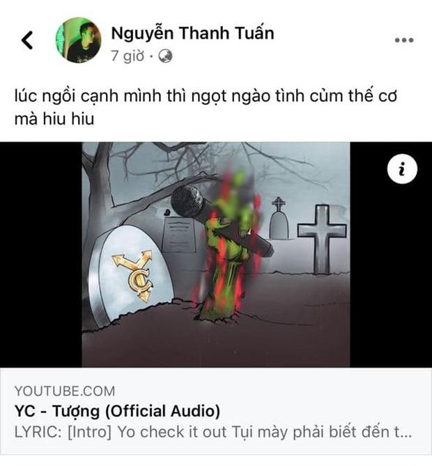 JustaTee hờn dỗi khi Rhymastic diss Torai9 cực máu chiến, không còn vẻ dễ thương tình cảm lúc cùng ngồi ghế Giám khảo Rap Việt - Ảnh 3.