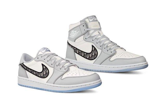 Sau Air Jordan 1 x Dior dự là sẽ sắp có thêm một phiên bản kết hợp đình đám khác giữa 2 ông lớn Nike và Dior đây! - Ảnh 1.