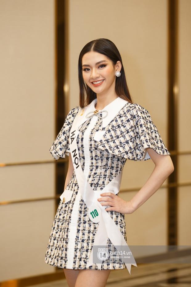 Ngọc Duyên tái xuất hậu tin đồn ly hôn chồng tỷ phú, Hoa hậu Khánh Ngân cùng dàn thí sinh đọ sắc cực căng tại Miss Tourism Vietnam 2020 - Ảnh 6.