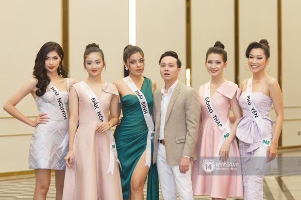 Ngọc Duyên tái xuất hậu tin đồn ly hôn chồng tỷ phú, Hoa hậu Khánh Ngân cùng dàn thí sinh đọ sắc cực căng tại Miss Tourism Vietnam 2020 - Ảnh 14.