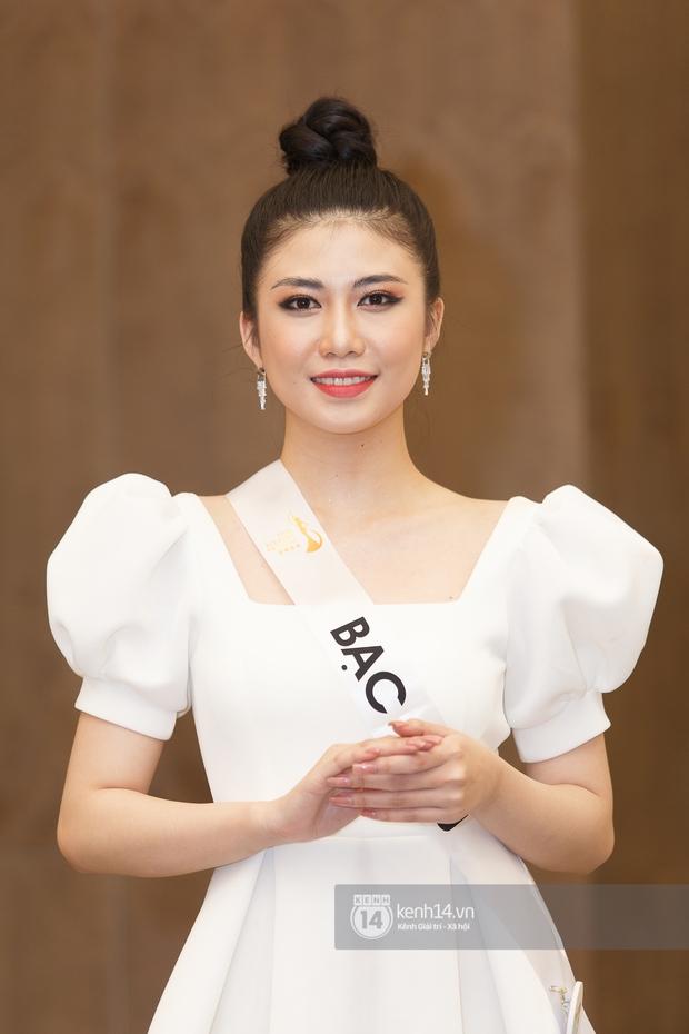 Ngọc Duyên tái xuất hậu tin đồn ly hôn chồng tỷ phú, Hoa hậu Khánh Ngân cùng dàn thí sinh đọ sắc cực căng tại Miss Tourism Vietnam 2020 - Ảnh 12.