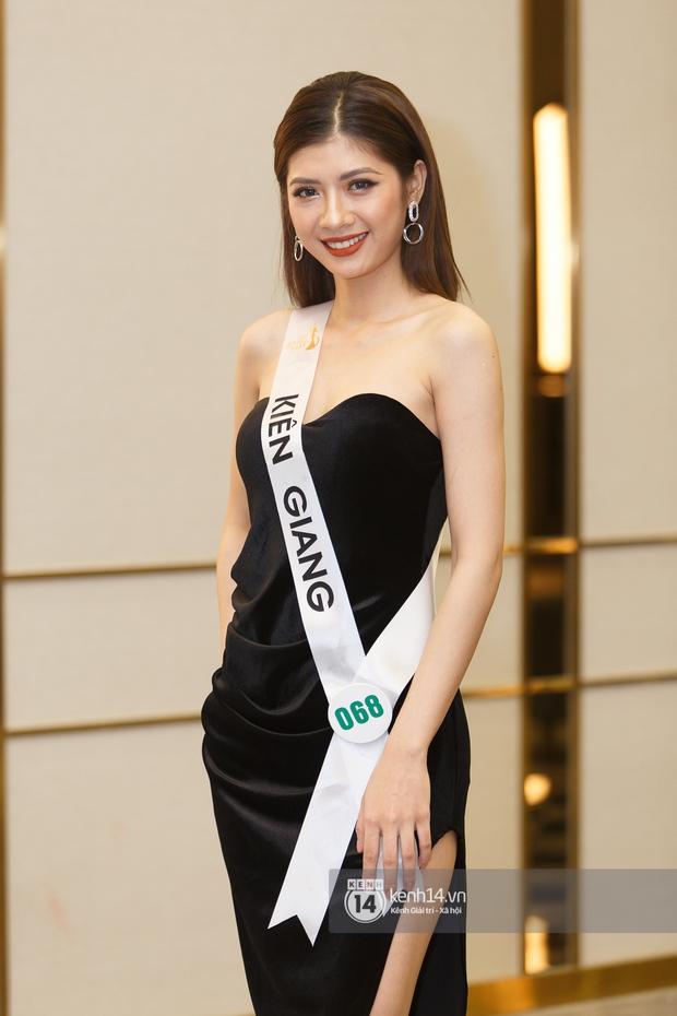 Ngọc Duyên tái xuất hậu tin đồn ly hôn chồng tỷ phú, Hoa hậu Khánh Ngân cùng dàn thí sinh đọ sắc cực căng tại Miss Tourism Vietnam 2020 - Ảnh 11.