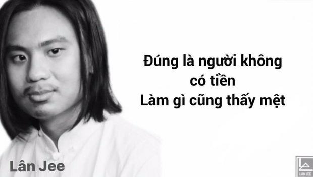 Gặp Lân Jee - thanh niên sinh năm 1995 sở hữu gương mặt và chùm đạo lý nửa mùa ngày nào cũng thấy trên mạng - Ảnh 6.
