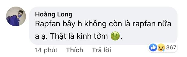 Karik ủng hộ Rhymastic đây là status hay nhất, MCK bình luận trong bài đăng của Torai9 và cho rằng rap fan bây giờ thật kinh tởm - Ảnh 6.