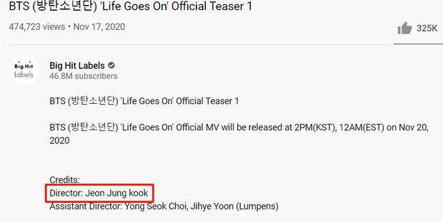 BTS tung teaser MV gợi nhớ đến bản hit zombie 3 năm tuổi, fan phổng mũi khi biết Jungkook là đạo diễn nhưng tiếc vì quá ngắn - Ảnh 5.