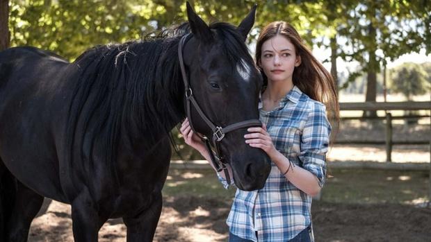Người đẹp Titanic biến thành con ngựa vô danh trong phim mới nhà Disney, coi tức ghê không? - Ảnh 1.