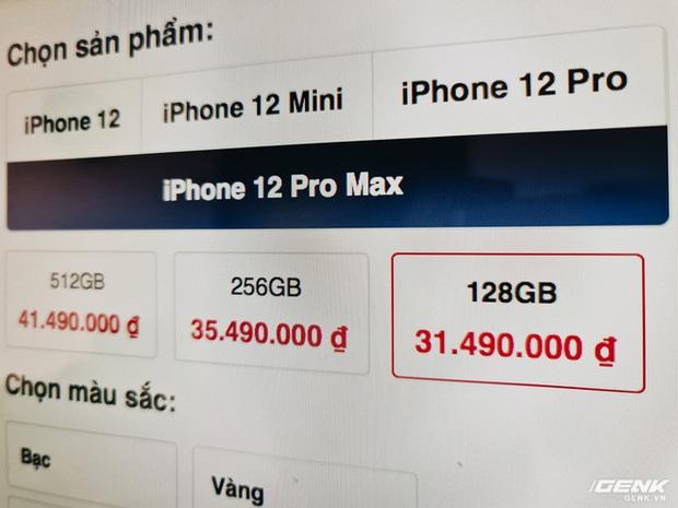 iPhone 12 Pro Max xách tay sập giá 15 triệu đồng sau 3 ngày về Việt Nam - Ảnh 3.