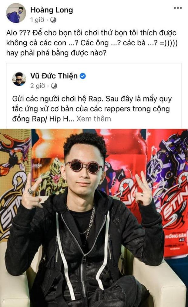 MCK phẫn nộ sau khi Rhymastic và Torai9 đều tuyên bố thua cuộc, gọi rap fan bây giờ bằng từ ngữ cực gắt - Ảnh 5.