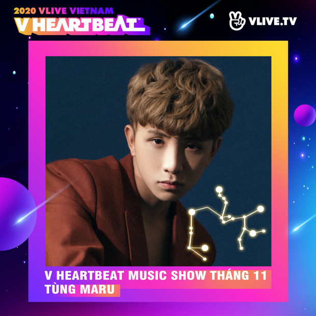 Dàn sao Việt sẽ mang loạt ca khúc mới nhất khuấy đảo V Heartbeat Live tháng này - Ảnh 8.