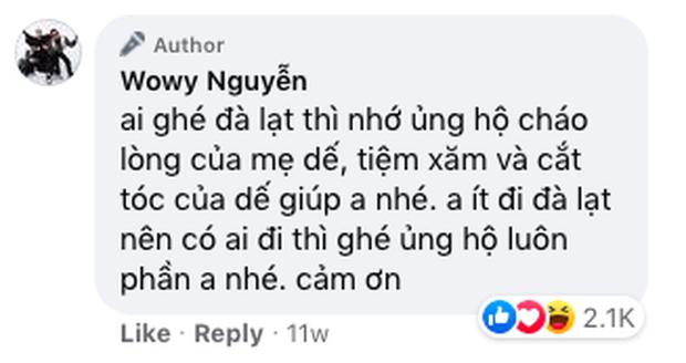 Trước khi thành thầy trò tại Rap Việt, Dế Choắt từng là fan cứng lập cả fanpage ủng hộ Wowy từ năm 13 tuổi - Ảnh 5.