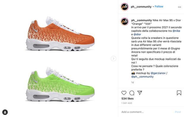 Sau Air Jordan 1 x Dior dự là sẽ sắp có thêm một phiên bản kết hợp đình đám khác giữa 2 ông lớn Nike và Dior đây! - Ảnh 4.
