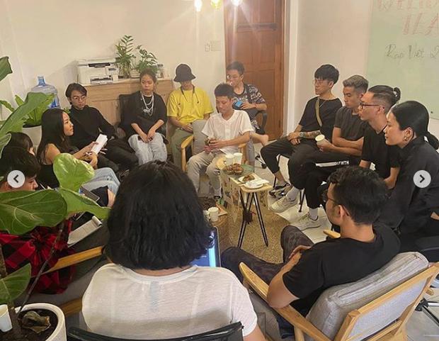 Suboi chia tay Rap Việt: Giã biệt những danh từ như rapper hay gì gì, những vai trò mình mang, chỉ còn lại là một người sáng tạo, fan âm nhạc - Ảnh 3.