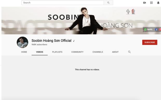 Soobin Hoàng Sơn xoá toàn bộ hình ảnh trên MXH và MV trên YouTube, fan chả thèm hoang mang mà phán luôn chuẩn bị comeback chứ gì! - Ảnh 2.