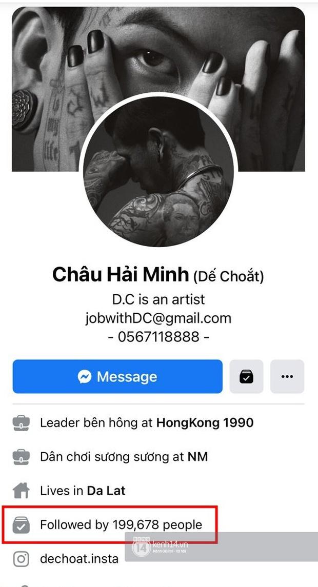 Phát hiện: Lượng tin nhắn bình chọn cho Dế Choắt và GDucky tương đương số follower trên FB cá nhân, sau đêm Chung kết tăng chóng mặt - Ảnh 5.