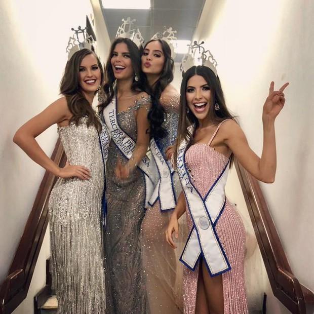 Cô gái từng đùng đùng trả lại vương miện Á hậu chỉ sau 4 ngày 2 năm trước bất ngờ đăng quang Hoa hậu Hoàn vũ Colombia 2020 gây tranh cãi lớn - Ảnh 5.