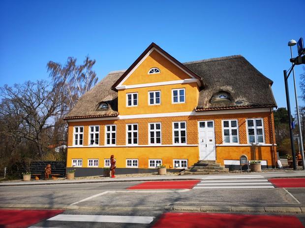 Ngôi nhà từ thế kỷ 18 của cô gái Việt ở Đan Mạch: Là di tích lịch sử, bất ngờ lớn nhất nằm ở mái nhà - Ảnh 4.