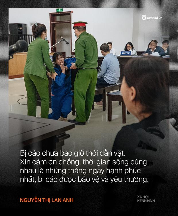 Toàn cảnh phiên tòa nhiều nước mắt vụ án mẹ đẻ và bố dượng bạo hành con gái 3 tuổi đến chết - Ảnh 11.