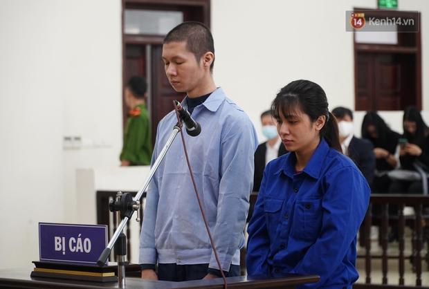 Xét xử vụ bé 3 tuổi bị mẹ ruột và bố dượng đánh đến tử vong: 2 bị cáo bật khóc, thay đổi lời khai, không thừa nhận bạo hành con - Ảnh 7.