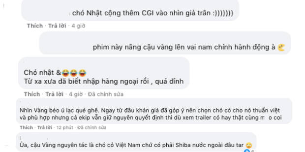 Cậu Vàng vừa tung teaser trailer đã lại gây tranh cãi: Người nức nở cảm động, phe chê em Shiba hơi mập nha! - Ảnh 7.