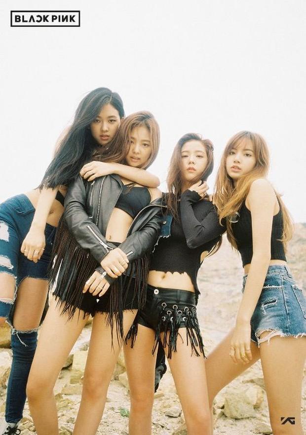Knet khẳng định aespa không thể so sánh với TWICE và BLACKPINK, vừa debut đã là idol hạng A vì xinh đẹp lại còn khuấy đảo BXH - Ảnh 8.