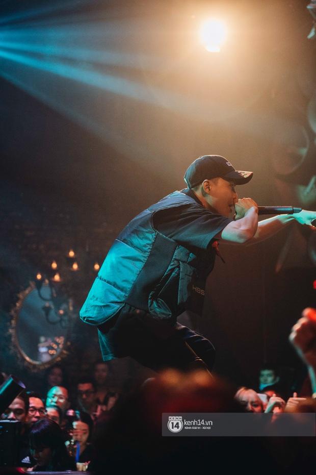 Nguyên team SpaceSpeakers dạt sang hết, nhường sân khấu cho dàn gà cưng Binz tạo nên đêm liveshow chơi hệ Hip-hop quá dữ! - Ảnh 7.