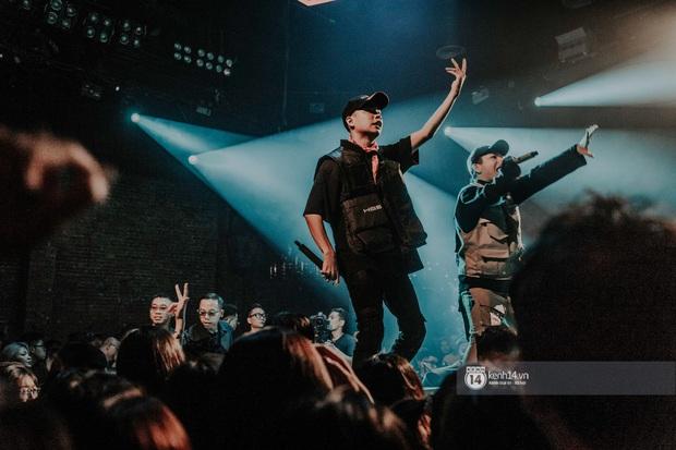 Nguyên team SpaceSpeakers dạt sang hết, nhường sân khấu cho dàn gà cưng Binz tạo nên đêm liveshow chơi hệ Hip-hop quá dữ! - Ảnh 8.