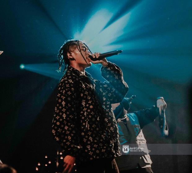 Nguyên team SpaceSpeakers dạt sang hết, nhường sân khấu cho dàn gà cưng Binz tạo nên đêm liveshow chơi hệ Hip-hop quá dữ! - Ảnh 12.