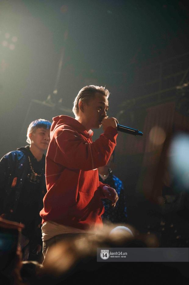 Nguyên team SpaceSpeakers dạt sang hết, nhường sân khấu cho dàn gà cưng Binz tạo nên đêm liveshow chơi hệ Hip-hop quá dữ! - Ảnh 20.