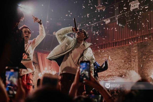 Nguyên team SpaceSpeakers dạt sang hết, nhường sân khấu cho dàn gà cưng Binz tạo nên đêm liveshow chơi hệ Hip-hop quá dữ! - Ảnh 5.