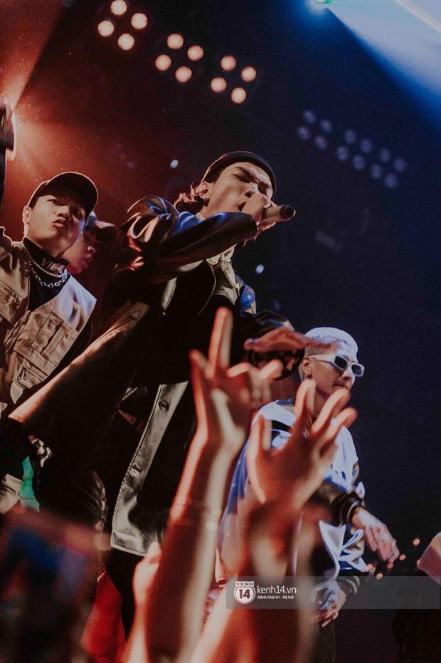Nguyên team SpaceSpeakers dạt sang hết, nhường sân khấu cho dàn gà cưng Binz tạo nên đêm liveshow chơi hệ Hip-hop quá dữ! - Ảnh 26.