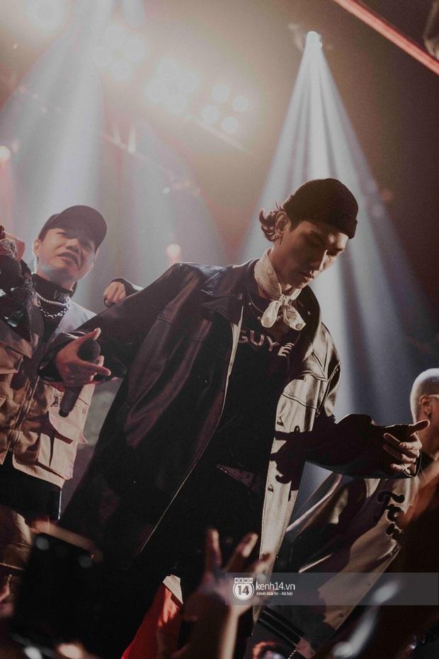 Nguyên team SpaceSpeakers dạt sang hết, nhường sân khấu cho dàn gà cưng Binz tạo nên đêm liveshow chơi hệ Hip-hop quá dữ! - Ảnh 27.